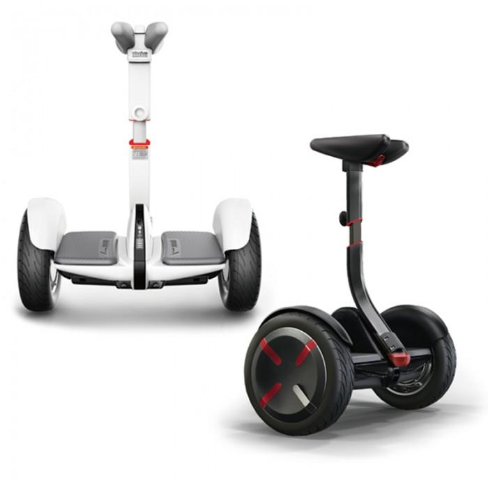 scooter-electrico-ninebot-mini-pro-blanco-negro-tienda-barcelona-barnageek-rueda